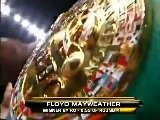 Floyd Mayweather Jr Vs Victor Ortiz -Last Round Post-Fight