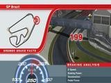 F1 Brembo Brake Facts - Brazil Interlagos