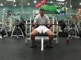 FBB 200 Lb Bench One Rep Max