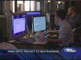Fiber Optic Project To Help Local Businesses - Bridget Fargen Reports