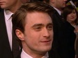 Live From The Red Carpet 2012 BAFTAs: Daniel Radcliffe
