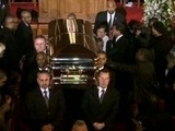 Funeral Service For Whitney Houston
