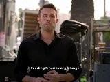 Feeding America PSA With Ben Affleck