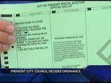 Fremont City Council Decides Ordinance - Catherine Crane Reports LIVE
