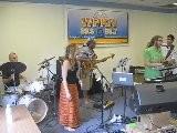 FlyinFisch Performing &ldquo Air&rdquo @ WPKN Bridgeport