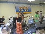 FlyinFisch Performing &ldquo Tide Turning&rdquo @ WPKN Bridgeport
