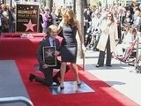 Felicity Huffman, William H. Macy Get Stars On Walk Of Fame