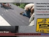 Flat Roof Installation JB Roofing Inc. 730 Brighton Cir Barrington, IL 60010 847 639-7756
