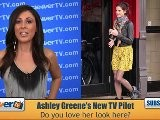 First Look - Ashley Greene Shooting Americana