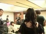 Fujie Reina 2010 - 19th Senbatsu Janken Backstage Part 1