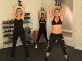 FitSugarTV Jackie Warner&#039 S Calorie Blasting Power Pyramid Workout