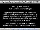 Find A Appliance Repair Company In Huntington New York