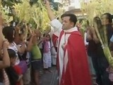 Filipino Catholics Observe Palm Sunday