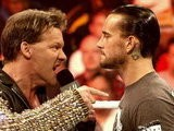 Friday Night SmackDown CM Punk And Chris Jericho Strive To Be The WWE Champion And Best In The World