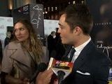 Gossip Girl Star Ed Westwick At J.Edgar Premiere