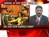 General VK Singh Vs Govt: Army&#039 S Image Hit?