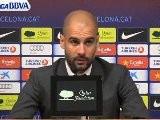 Guardiola: ¡ No Merecemos Estar A Diez Puntos!