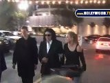 Gene Simmons & Shannon Tweed Party @ Bardot Night Club