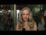 Gone Pemiere Red Carpet Interview: Amanda Seyfried
