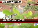 Goa&#039 S Crorepati Candidates