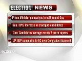 Goa: 30% Increase In Crorepati Candidates