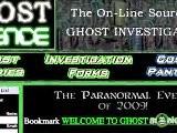 Ghost Hunting - Using EMF Meters