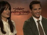 HitFix Twilight Saga: Breaking Dawn Pt 1 - Peter Facinelli And Elizabeth Reaser