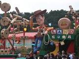 Hong Kong' S Disneyland Meets Toy Story