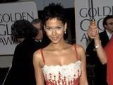 Halle Berry At The Golden Globes
