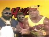 Hulk Hogan Jimmy Hart Mr. T Promo