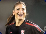 Hope Solo&#039 S A Spoiled Sport