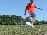How To Kick A Soccer Ball For Speed