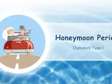 Honeymoon Period For Children With Type 1 Diabetes