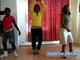 Hip Hop Dancing Demonstration