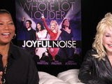 HitFix Joyful Noise: Dolly Parton And Queen Latifah Interview