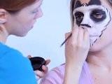 How To Do Face Painting: Panda Bear