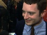 HitFix Elijah Wood On The Sundance Red Carpet For &#039 Celeste And Jesse Forever