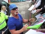 Hulk Hogan Wins With Help From 82-Year-Old Grandma