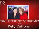 How To Prep For An Interview, From Kelly Cutrone