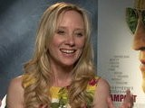 HitFix Rampart - Interview With Robin Wright, Brie Larson & Anne Heche