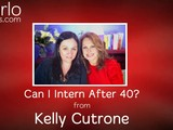 Can I Intern After 40, From Kelly Cutrone