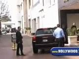 Hayden Panettiere Leaving Saks Fifth Avenue