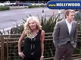 Heidi Montag & Spencer Pratt At The Scarlet HD TV Event