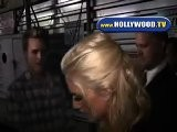 Heidi Montag And Spencer Leave Avalon In Hollywood