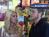 Heidi Montag And Spencer Pratt At Taco Bell