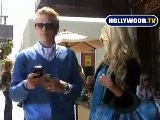 Heidi Montag And Spencer Pratt Have Lunch At Il Pastio