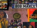 Happy Birthday, Bob Marley! At His Star On Hollywood Walk Of Fame