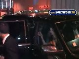Hayden Christensen And Sophie Monk Leave Afterparty At BOULEVARD3