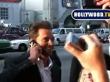 Hugh Jackman Makes A Surprise Fan Phone Call