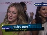 Hilary Duff, Nicole Scherzinger, Stacy Keibler, Josh Duhamel At The Beauty Book Event